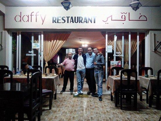 Restaurant Daffy : aperçu du restaurant
