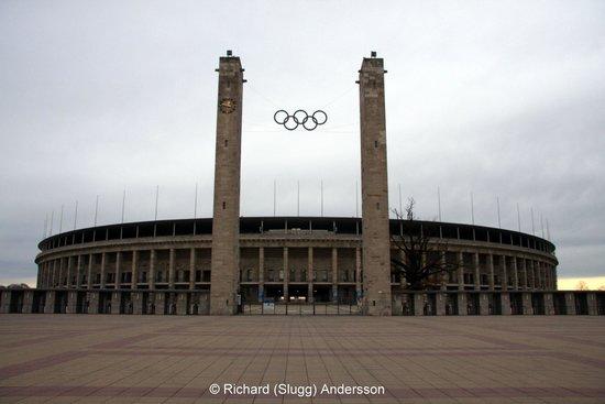 Olympiastadion Berlin: Olympiastadion!