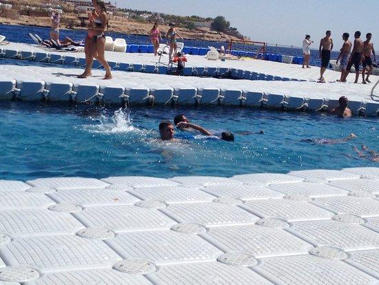 Domina Coral Bay Oasis: piscine pontile