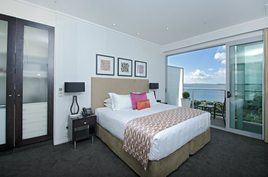 Hotel on Devonport : Harbourview Room