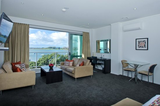 Hotel on Devonport: Premium Harbourview Room