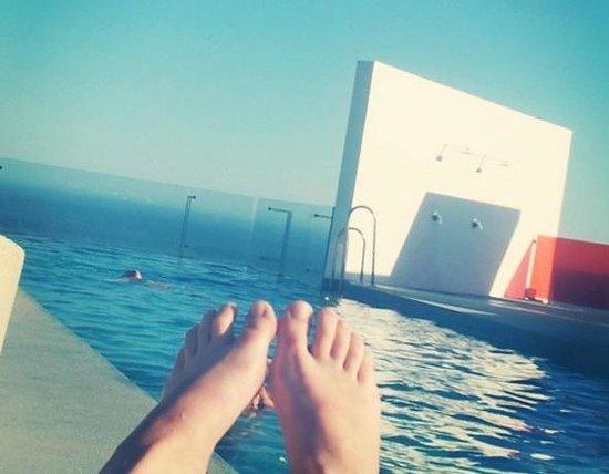 DoubleTree by Hilton Hotel Resort & Spa Reserva del Higueron: Piscina Infinity