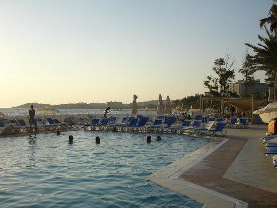 Ephesia Holiday Beach Club : activity pool