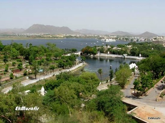 Duddhtalaii and Musical Garden