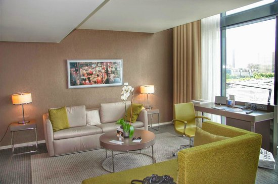 Pullman Paris Centre - Bercy : Suite