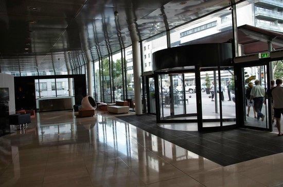 Pullman Paris Centre - Bercy : Eingang