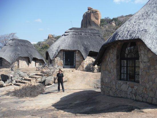 Matobo Hills Lodge: The Lodges