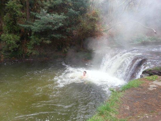Kerosene Creek : so relaxing!