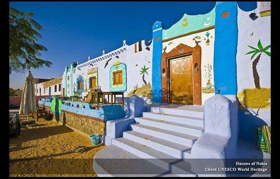 Anakato Two ( Nubian Palace Entrance )