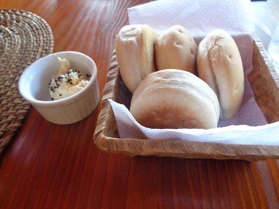 Restaurant Kanahau: pain