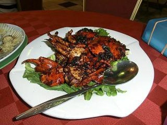 Suang Tain Seafood Restaurant: 蟹料理