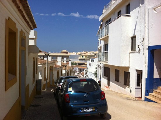 O Navegador : Street/Road View