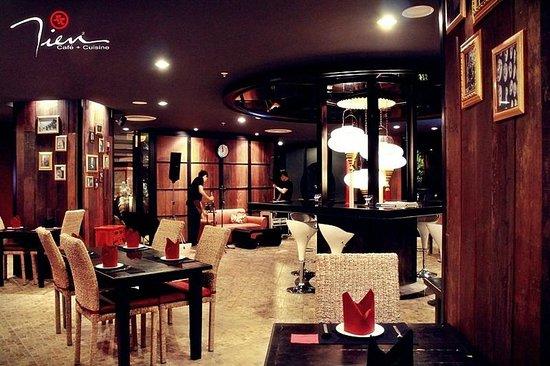Napalai Hotel : Tien2 Cafe+Cuisine