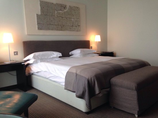 The Lowry Hotel: Our elegant delightful double room