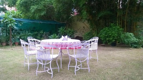 Hotel Anuraag Villa: Dinning Area
