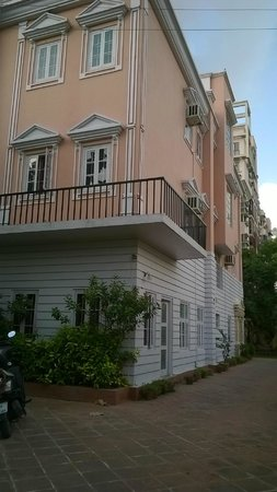 Hotel Anuraag Villa: Outside