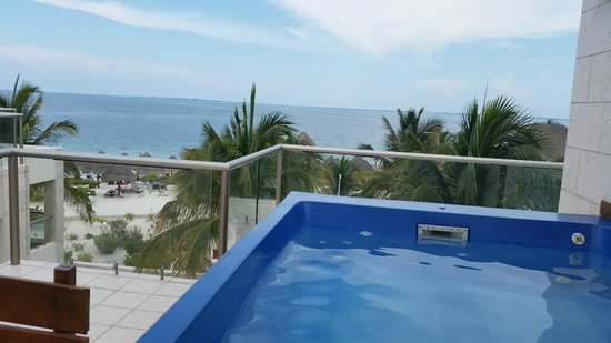 Beloved Playa Mujeres : Room with a view