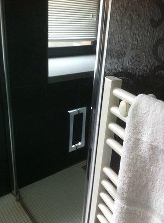 BEST WESTERN Hotel & Spa 4 etoiles Villa Saint-Antoine: douche confort