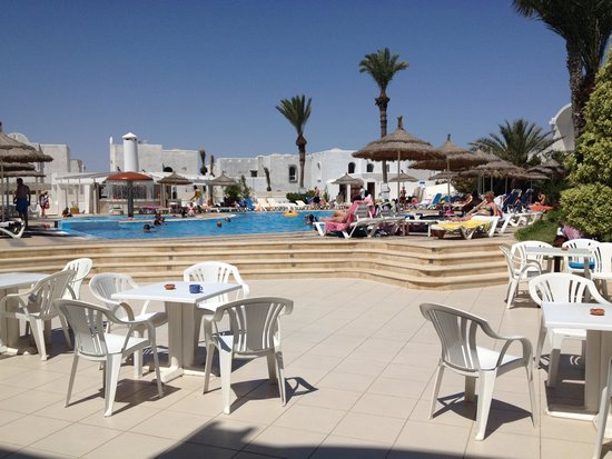 Homere Hotel : The Lovely Pool