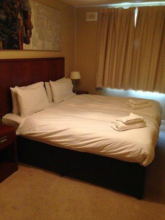 Staycity Aparthotels Saint Augustine St: Bedroom 1