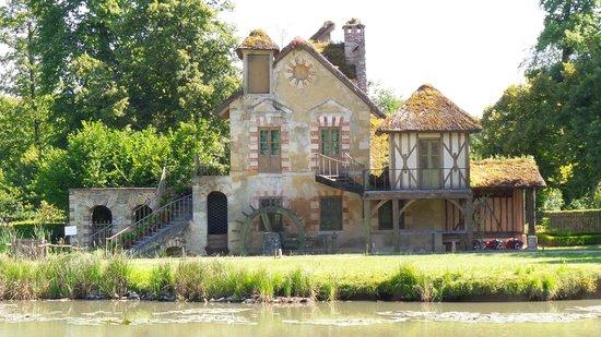 Les Trianons et le Hameau : Vistas