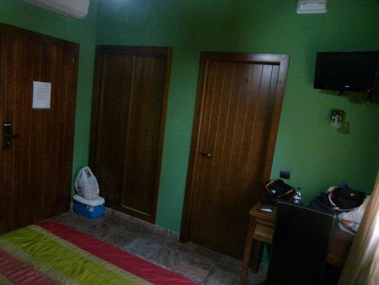 Hotel Rural Bonestar: Habitación