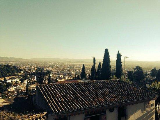 Mirador de San Nicolas: VISTAS MIRADOR SAN NICOLAS