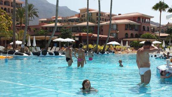 Iberostar Anthelia: El paraiso...imposible salir de la piscina