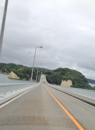 Notojima Ohashi : 能登島大橋