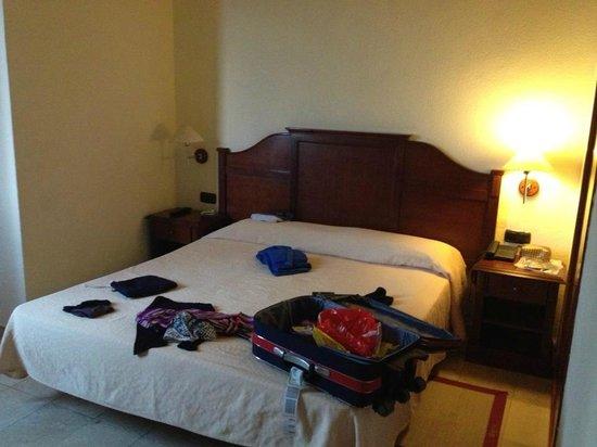 Expo Hotel Valencia: camera matrimoniale