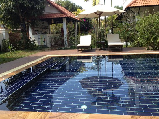 Kiri Boutique Hotel: beautiful, clean pool