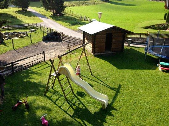 Grundlhof: Nur ein Teil des Spielplatzes