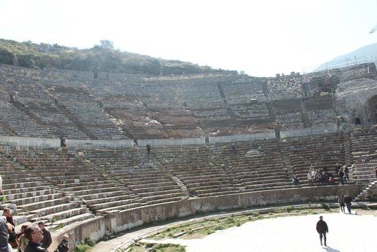 Ancient City of Ephesus: L'anfiteatro