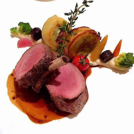 Hotel Schweizerhof: pork chop