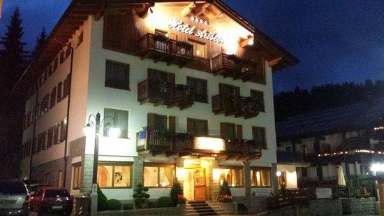 Hotel Ariston: Saluti da Madonna di Campiglio.