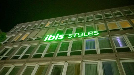 ibis Styles Munchen Ost Messe: ночной ibis styles