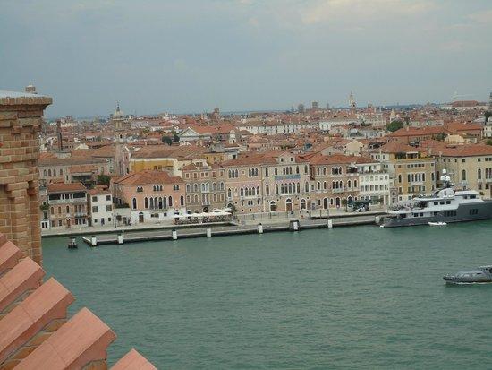 Hilton Molino Stucky Venice Hotel: vistas