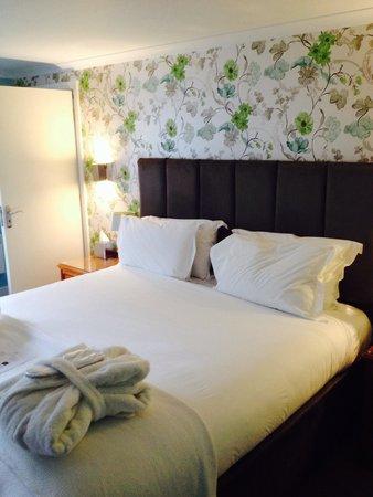 Swan Hotel & Spa: Bedroom