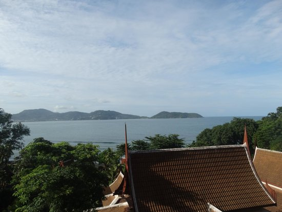 Thavorn Beach Village Resort & Spa : view from balcony