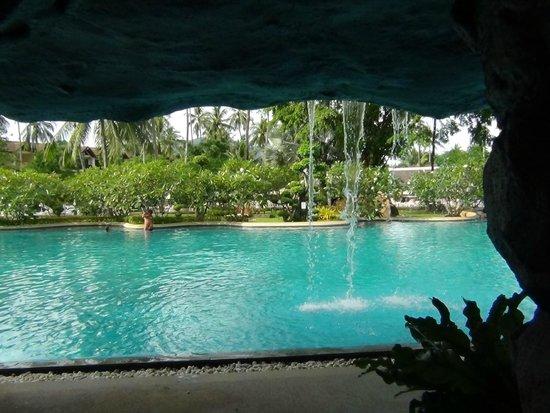Duangjitt Resort & Spa: pool area