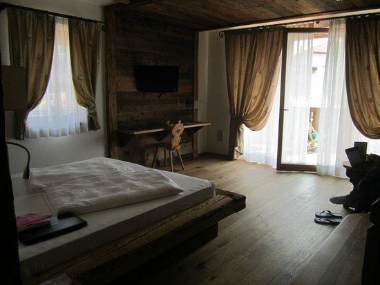 Pineta Naturamente Hotels : Living suite Arnica