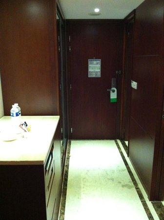 Huatian Chinagora Hotel : Entrée