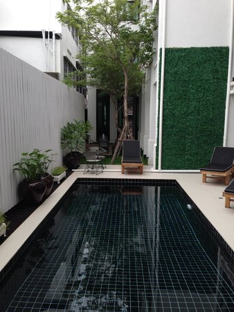 99 The Gallery Hotel : Lovely Pool