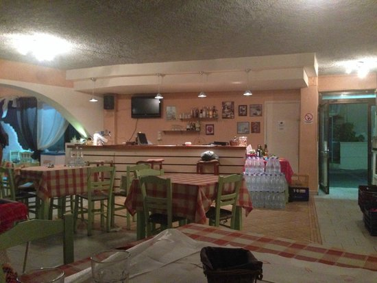 Intzedin Taverna: le restaurant typique