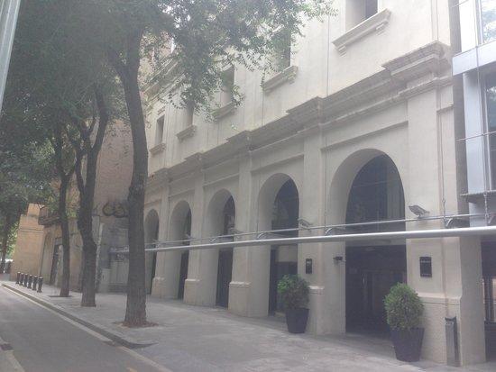 Hotel Acta Mimic: Hotel frontage