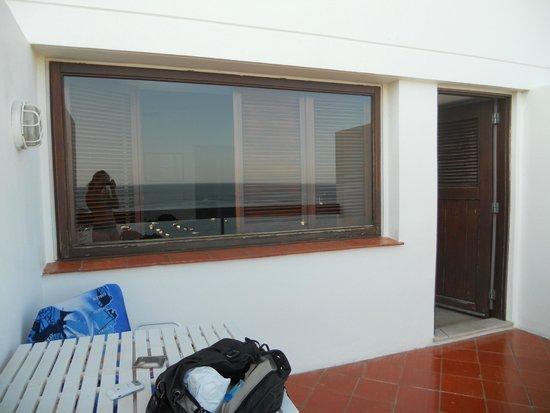 Hotel do Mar : Terasse