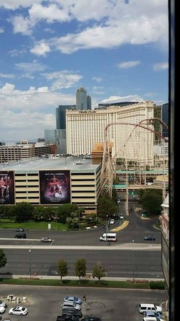 Excalibur Hotel & Casino: View from 16227