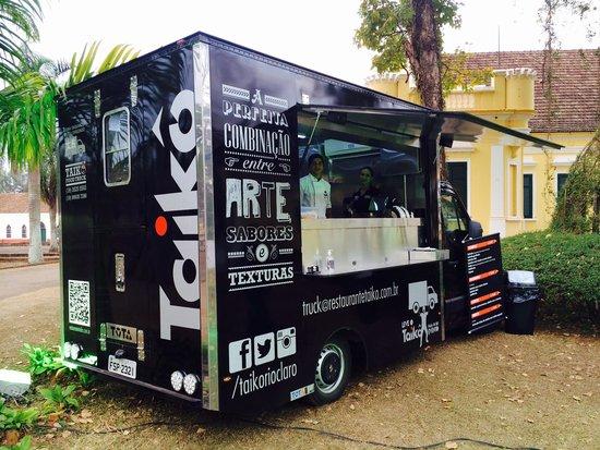 Rio Claro, SP: Taikô Food Truck - unidade móvel especial para eventos, festas, casamentos etc. Contatos truck