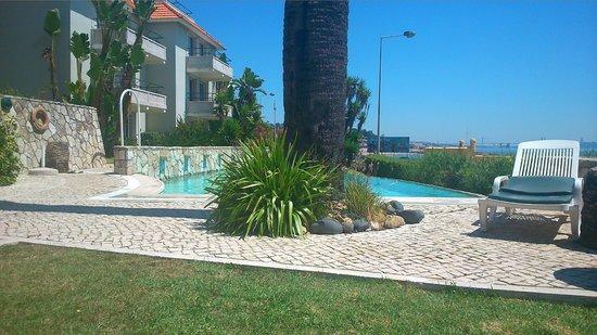 Hotel Solar Palmeiras: desde la hamaca