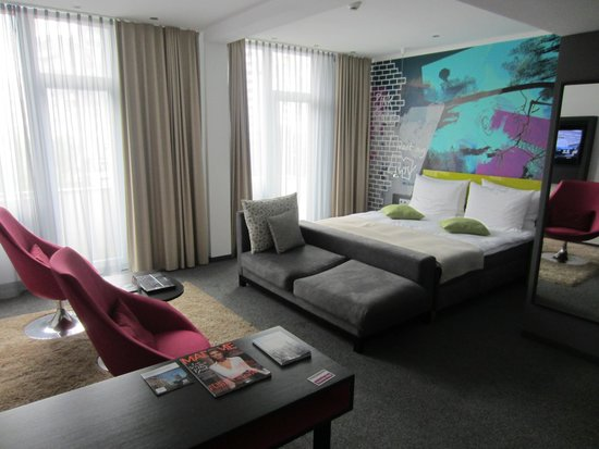 Hotel Berlin, Berlin: Upgrade room